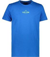 cars shirt kobalt