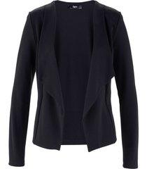 blazer di maglina (nero) - bpc bonprix collection