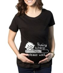 camiseta criativa urbana gestantes - grávidas menino loading