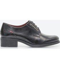zapato casual mujer freeport z088 negro
