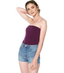 blusa body morado  ambiance