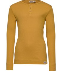 tee ls t-shirts long-sleeved t-shirts gul marmar cph