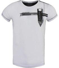 gabbiano wit t-shirt 7408