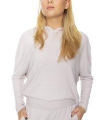 calvin klein textured jersey hoodie * gratis verzending *