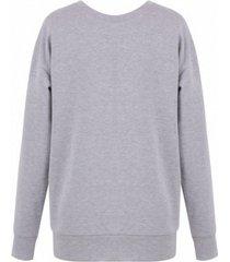 bluza both sides grey