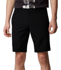 boss men's liem black shorts