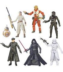 star wars tfa black series 6-inch action figures wave 4 case