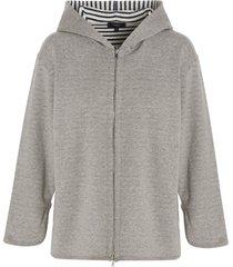 theory reversible hoodie
