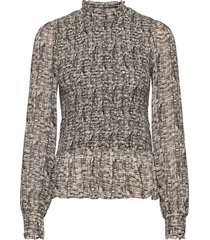 picaiw blouse blouse lange mouwen grijs inwear