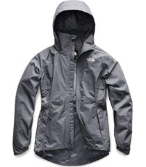 chaqueta inlux dryvent gris the north face