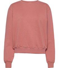 sweatshirt sweat-shirt tröja rosa bread & boxers