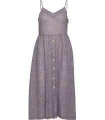 spirit animal button front dress beach wear multi/patroon seafolly