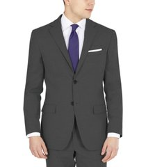dkny men's modern-fit stretch suit jacket