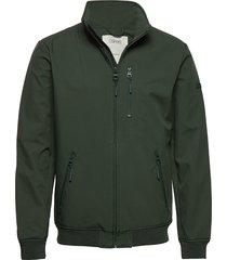 jackets outdoor woven tunn jacka grön esprit casual