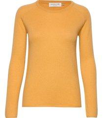 pullover ls gebreide trui geel rosemunde