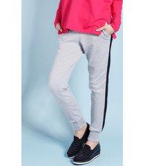 spodnie kelly - szare