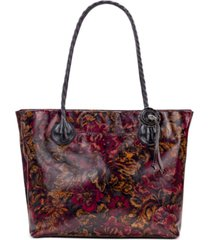 patricia nash eastleigh leather tote