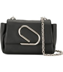3.1 phillip lim alix chain crossbody bag - black