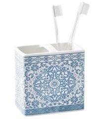 peri capri medallion toothbrush holder bedding