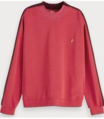 scotch & soda gemerceriseerde sweater