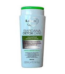 lacan bardana detox care shampoo energizante 300ml