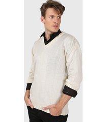sweater  natural moni tricot