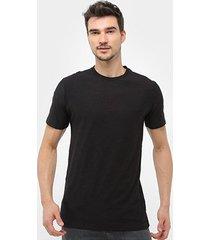 camiseta malwee básica masculina - masculino