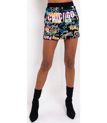 akira city girl mini skirt