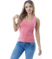 blusa color rosado para dama manga sisa atletica en mariposa afrodita