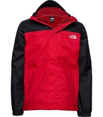 m quest tri jkt outerwear sport jackets röd the north face