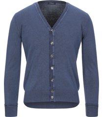 blu cashmere cardigans