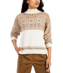 weekend max mara ezor mock neck sweater