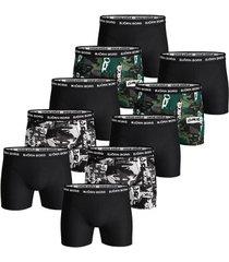 björn borg 10 stuks essential boxer shorts bb ny times * gratis verzending * * actie *
