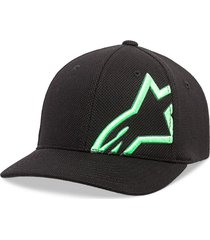 gorro corp shift mock verde alpinestars