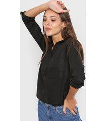 camisa negra nano nepal