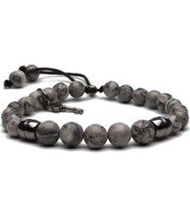 pulseira key design - arnold grey
