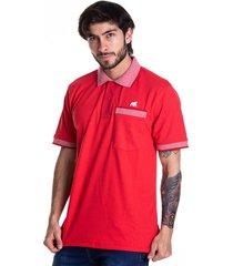 camiseta tipo polo-goco-1719-rojo