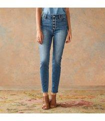 margot frayed skinny jeans