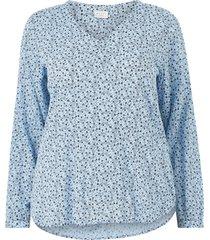 blus kcbirne ami blouse ls
