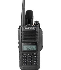 compact uv-9rplus impermeable ham radio walkie talkie doble banda vhf