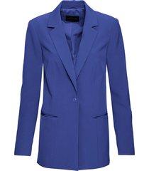 blazer con collo a revers (blu) - bodyflirt