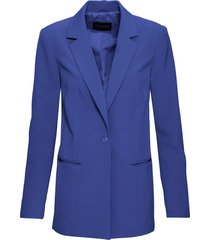 blazer con collo a revers (blu) - bodyflirt