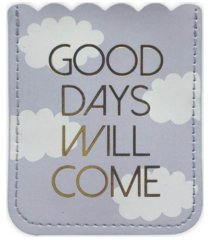 sarina accessories caption cell phone wallet, phone card holder- for iphone and android