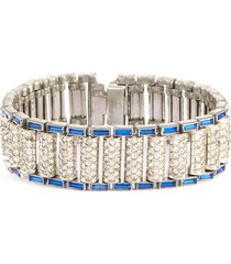 diamanté art deco bracelet