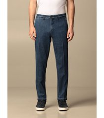 fay jeans fay jeans in light stretch denim