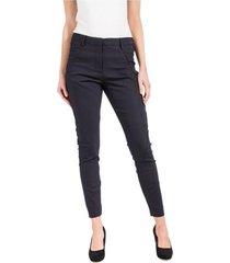 fiveunits pantalon model angelie kleur donkerblauw