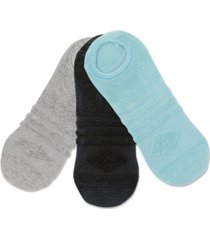 sperry men's 3-pack reverse terry ultra low-show socks