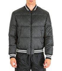 men's bomber outerwear down jacket blouson cross