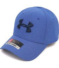 gorra azul under armour ua classic fit