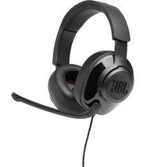 audífonos gamer quantum 200 con cable over ear negro jbl